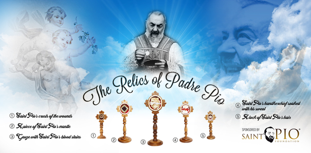 Support Padre Pio's howetown